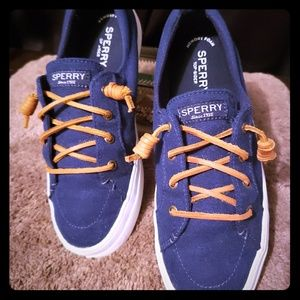 Sperry Canvas Shoes